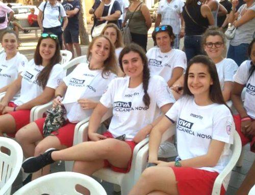 U17: Esordio Vincente nella prima giornata alle Finali Nazionali!